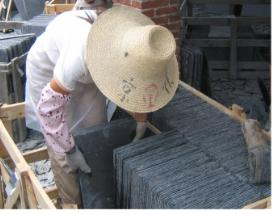 chinese roof slate grading